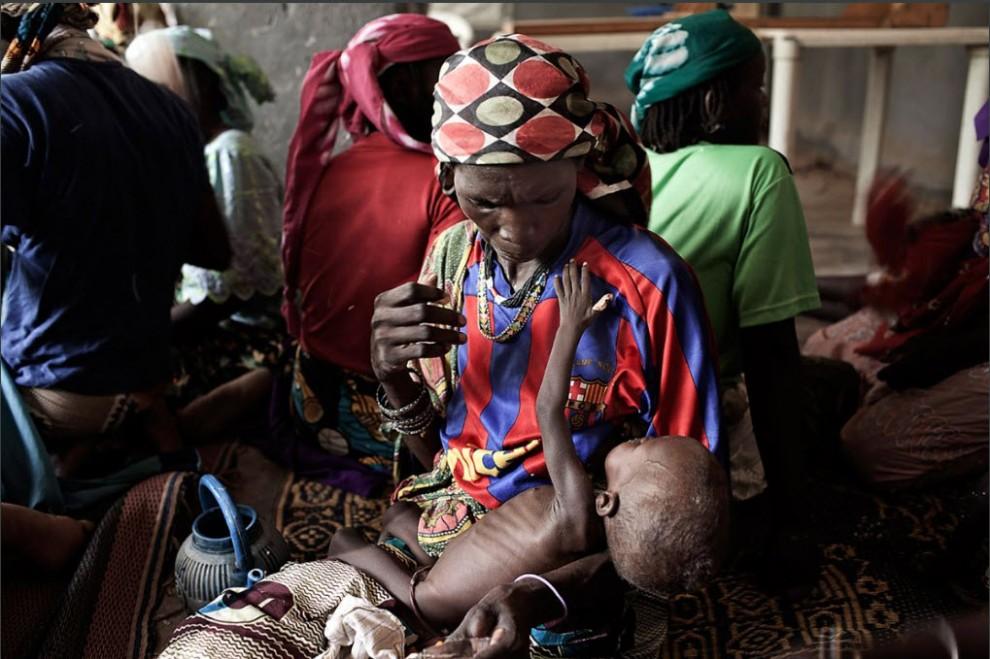 nigerfoodcrisis06 990x659 Продовольственный кризис в Нигере