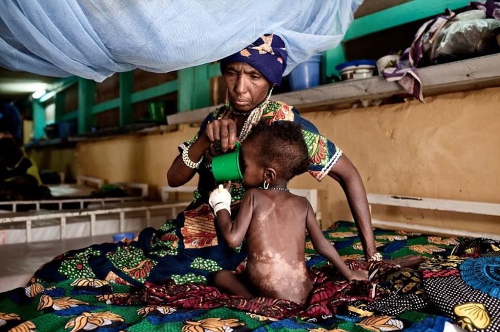 nigerfoodcrisis07 990x657 Продовольственный кризис в Нигере