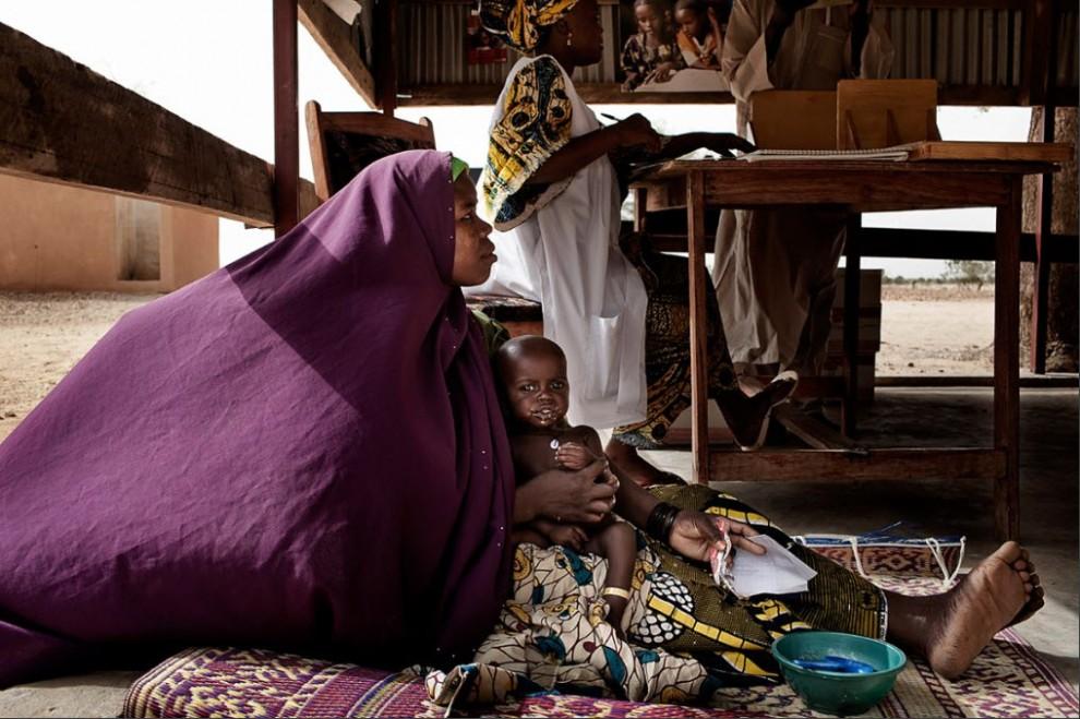 nigerfoodcrisis08 990x659 Продовольственный кризис в Нигере