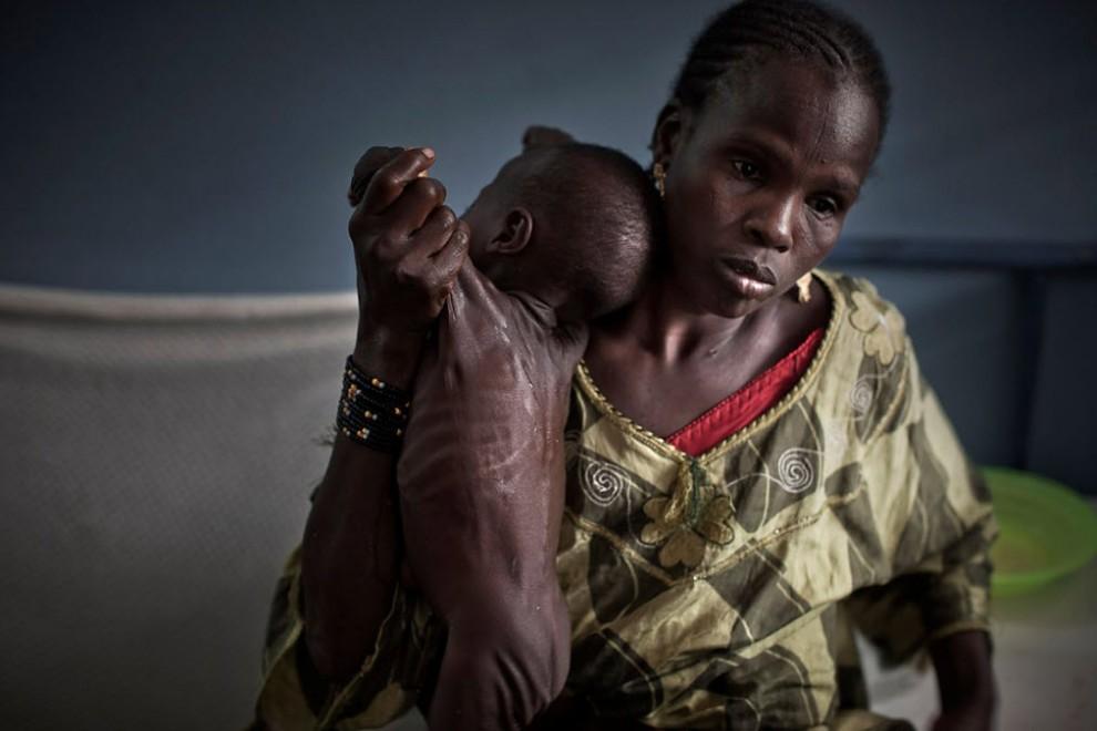 nigerfoodcrisis11 990x660 Продовольственный кризис в Нигере
