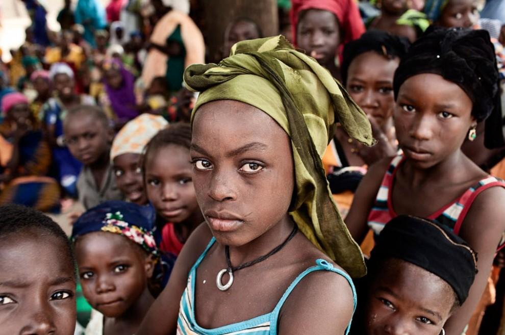 nigerfoodcrisis15 990x657 Продовольственный кризис в Нигере
