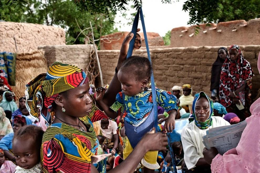 nigerfoodcrisis19 990x659 Продовольственный кризис в Нигере