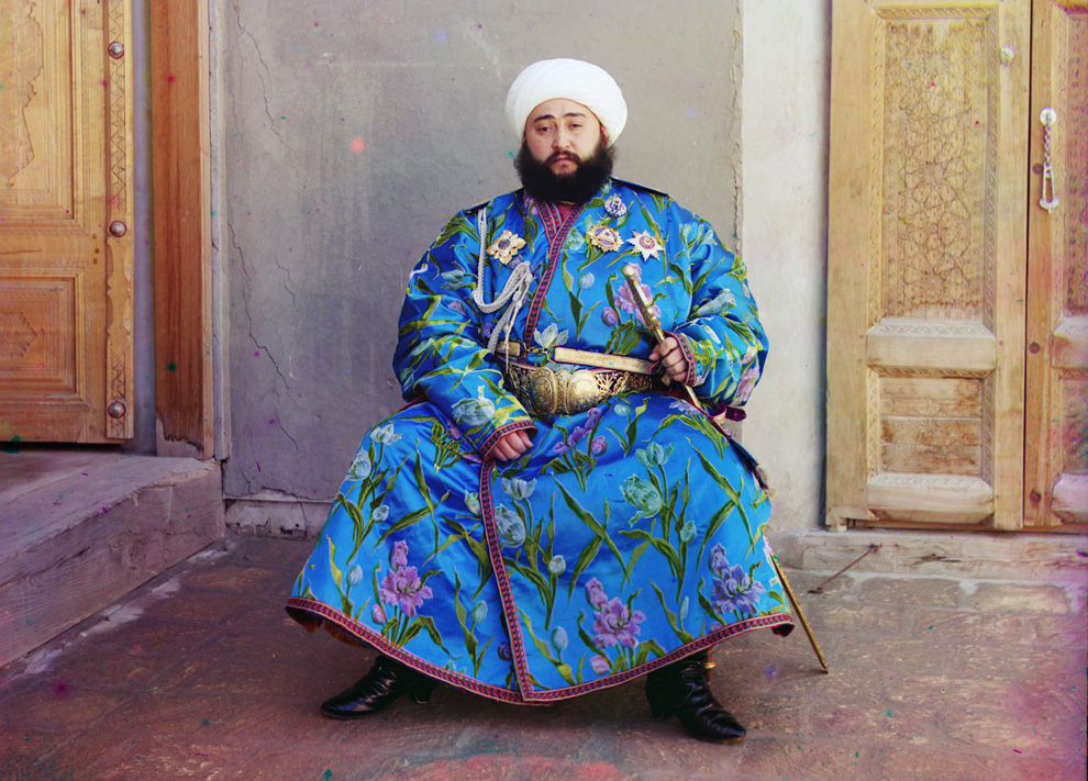 Российская империя вцвете вфотографиях Сергея Прокудина-Горского