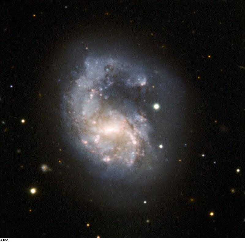 01 Лучшие космические фотографии месяца – август 2010