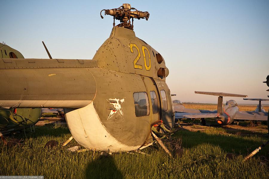 052 Заброшенный аэродром