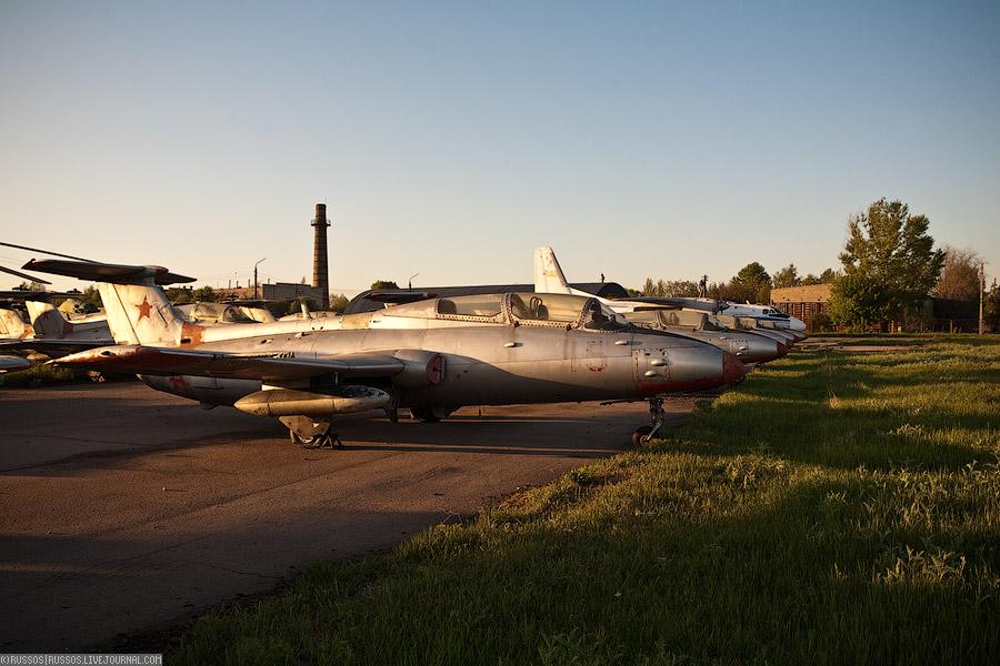 062 Заброшенный аэродром