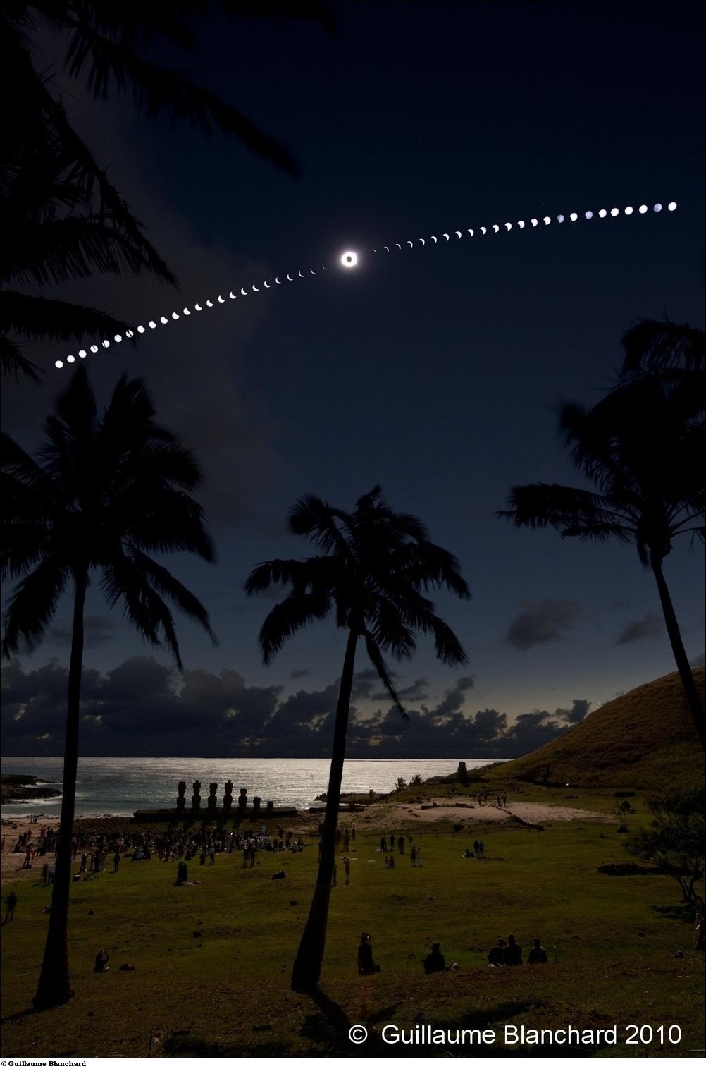 09 Лучшие космические фотографии месяца – август 2010