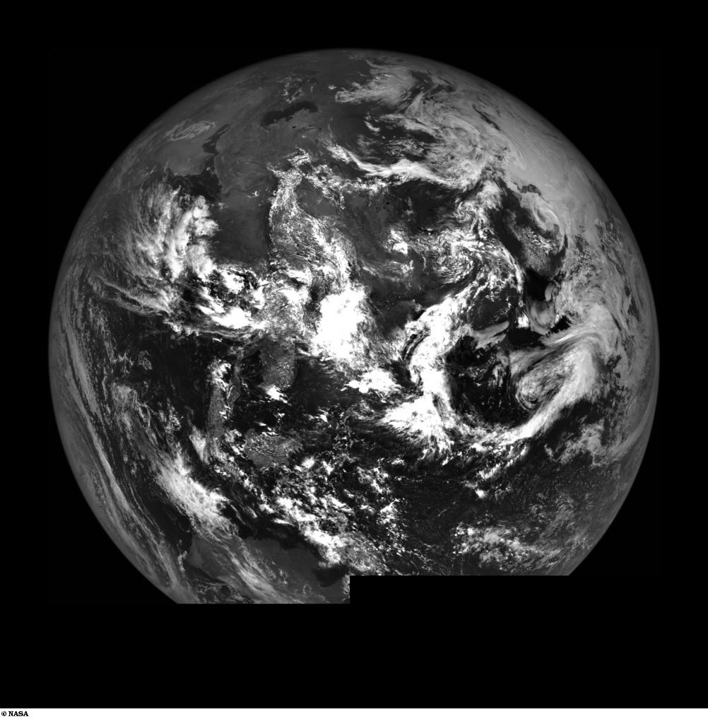 10 Лучшие космические фотографии месяца – август 2010