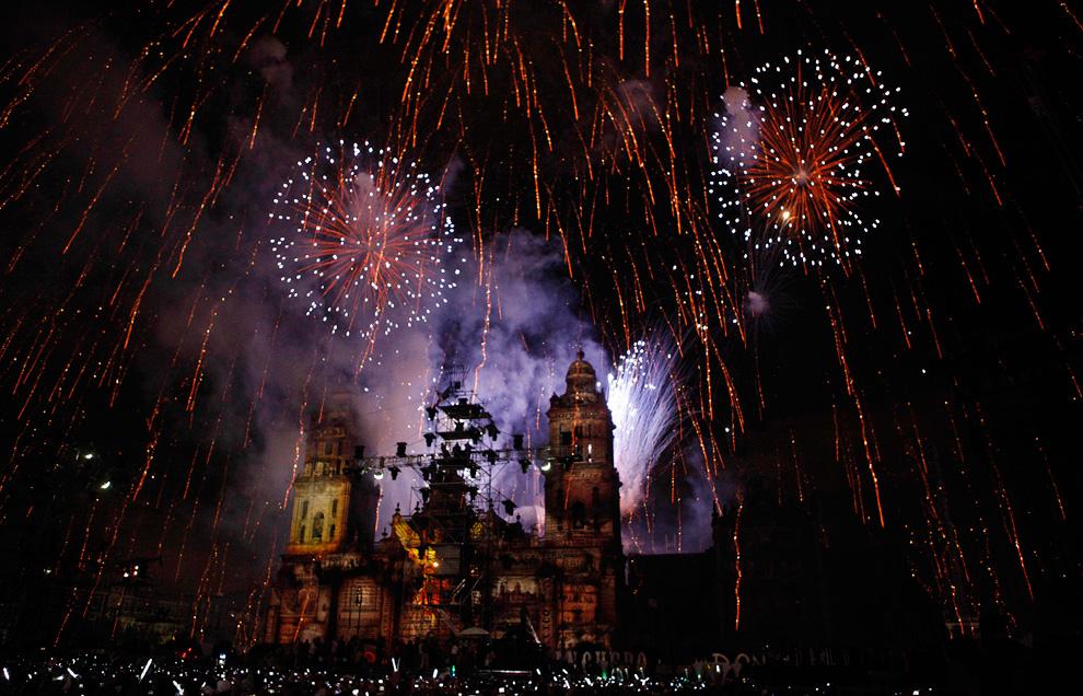 200-летие независимости Мексики