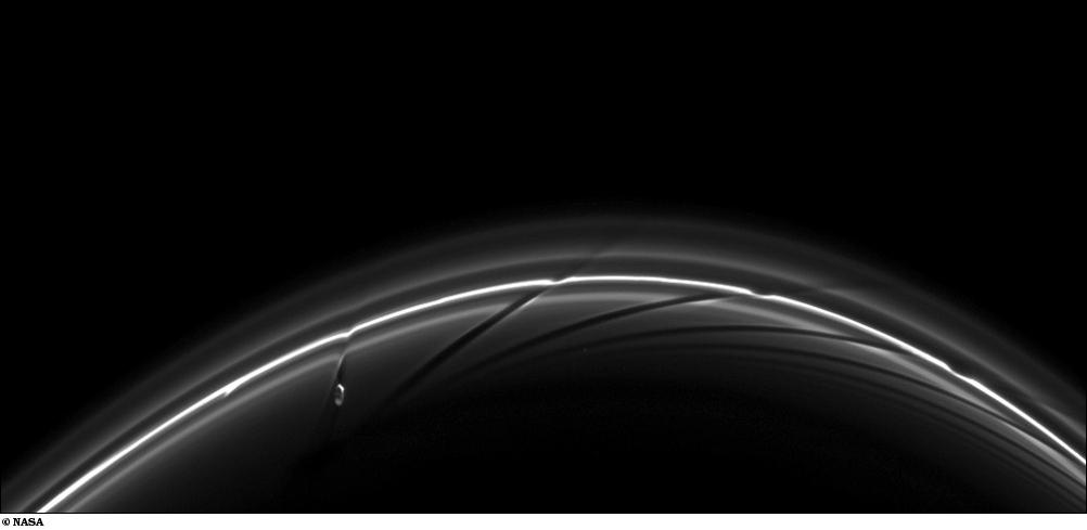 12 Лучшие космические фотографии месяца – август 2010