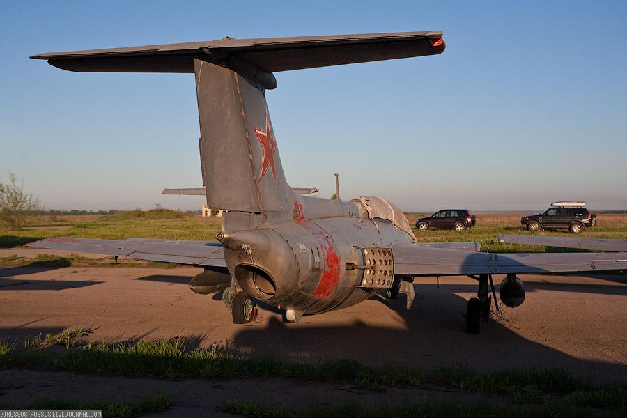 123 Заброшенный аэродром