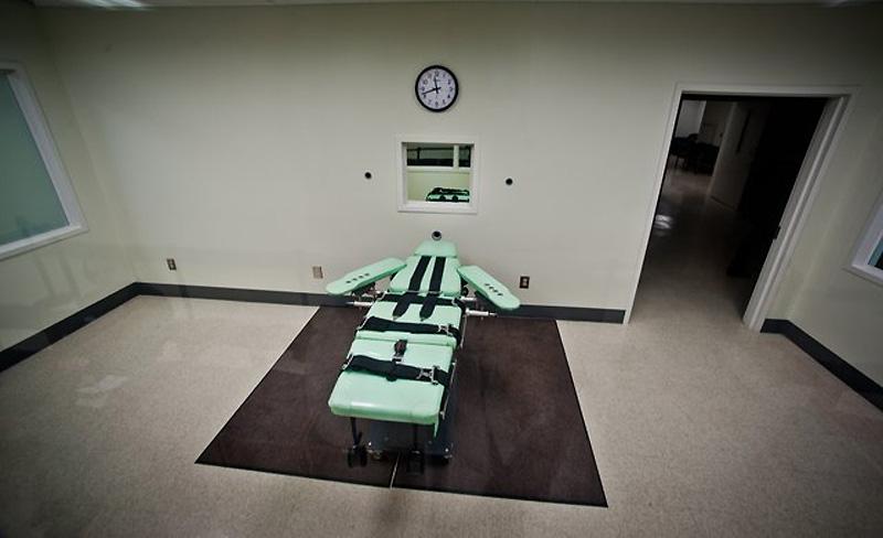 Новая камера для смертельной инъекции(20 фото)