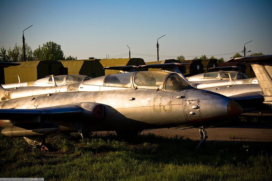 163 Заброшенный аэродром