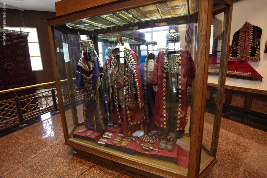 Национальный музей Туркменистана