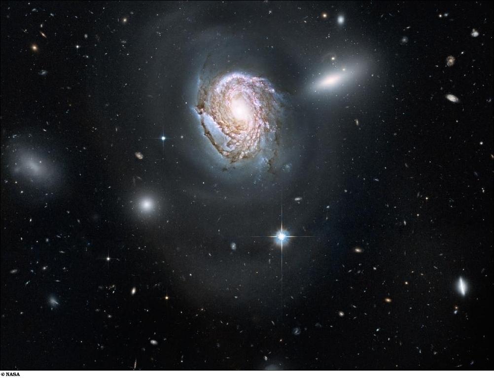 17 Лучшие космические фотографии месяца – август 2010
