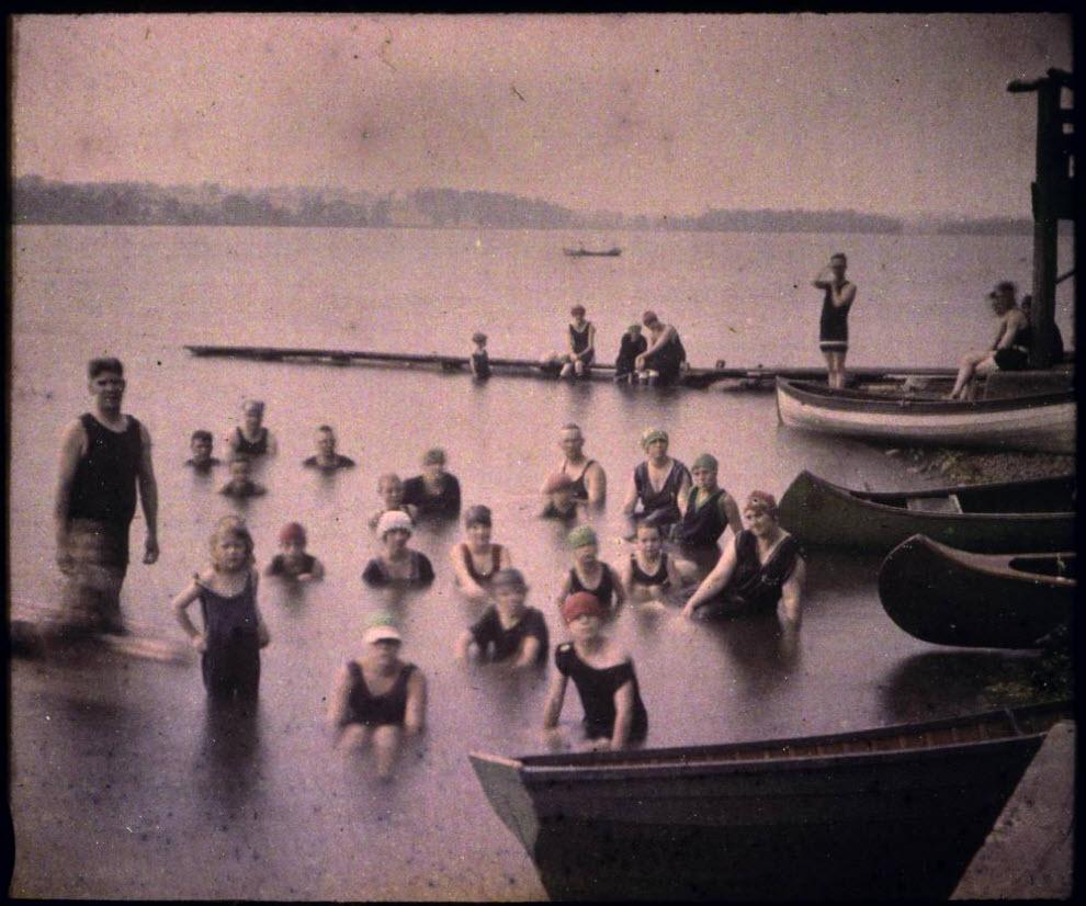 194 Автохром Люмьер   цветные фотографии начала XX века