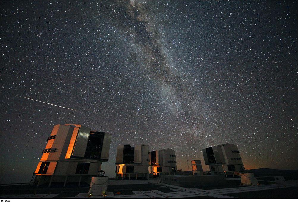 21 Лучшие космические фотографии месяца – август 2010