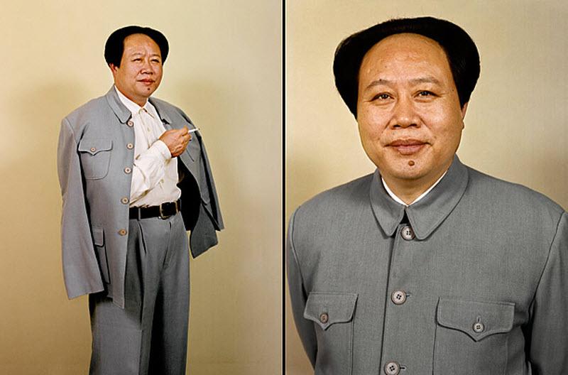 210 Двойники Мао Цзэдуна