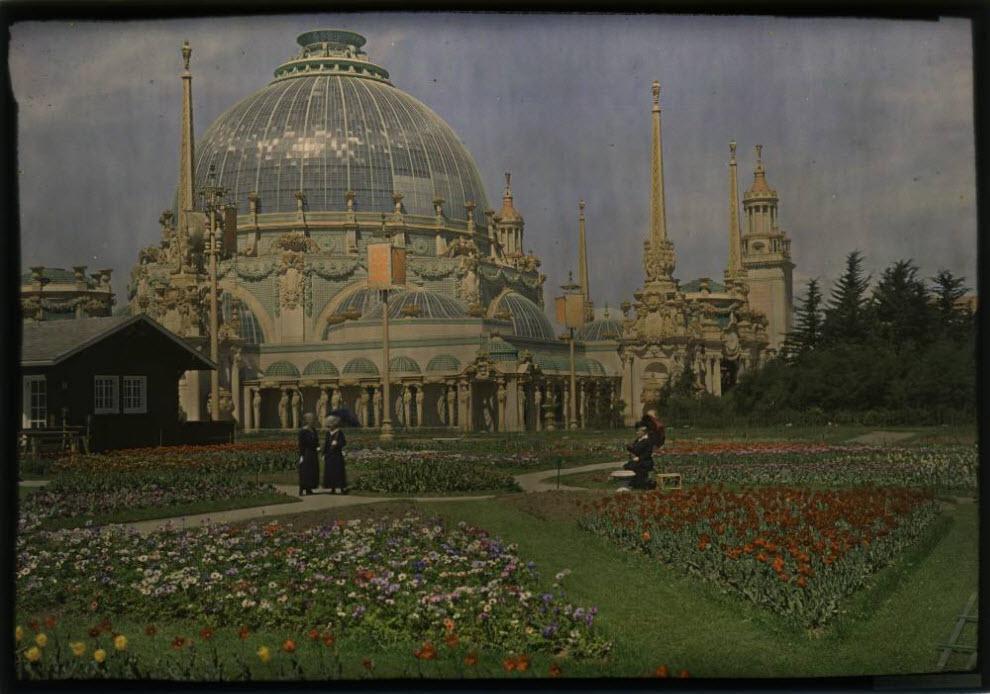 214 Автохром Люмьер   цветные фотографии начала XX века