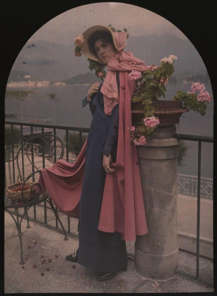 Автохром Люмьер   цветные фотографии начала XX века