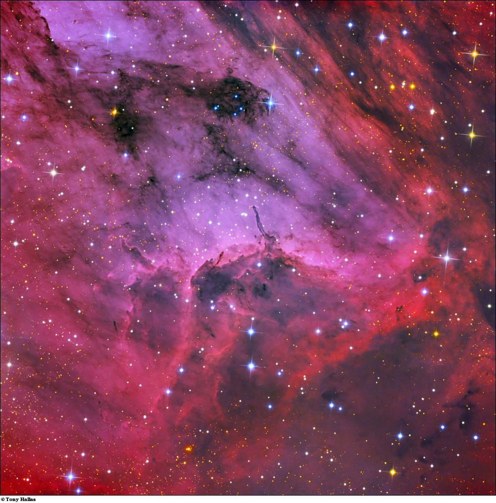 26 Лучшие космические фотографии месяца – август 2010