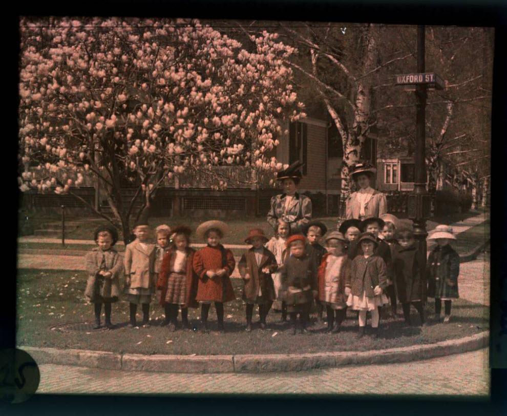 262 Автохром Люмьер   цветные фотографии начала XX века