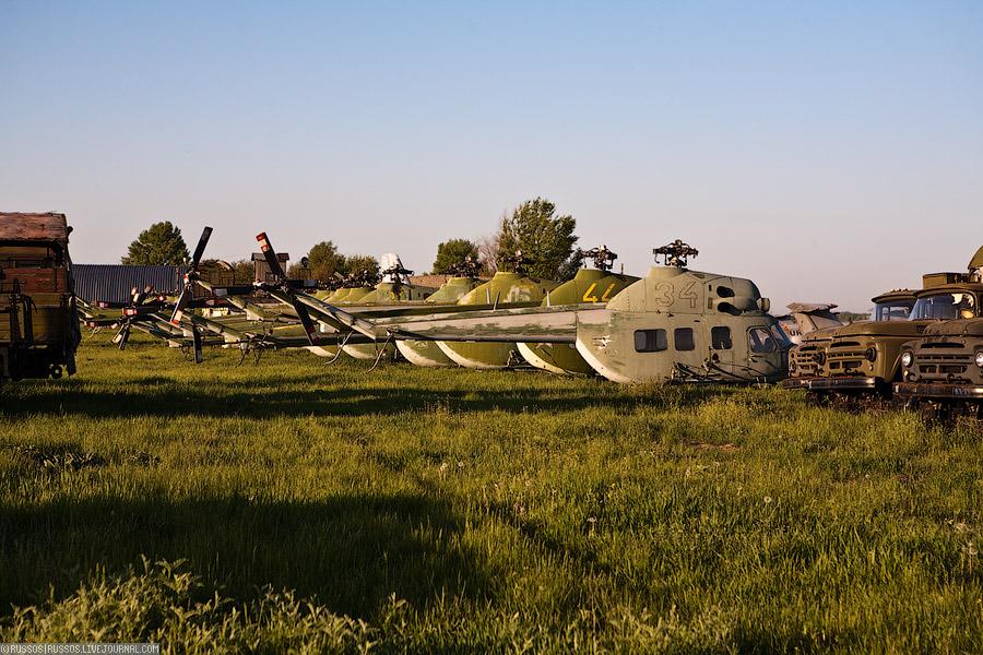 271 Заброшенный аэродром