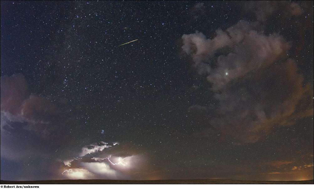 28 Лучшие космические фотографии месяца – август 2010