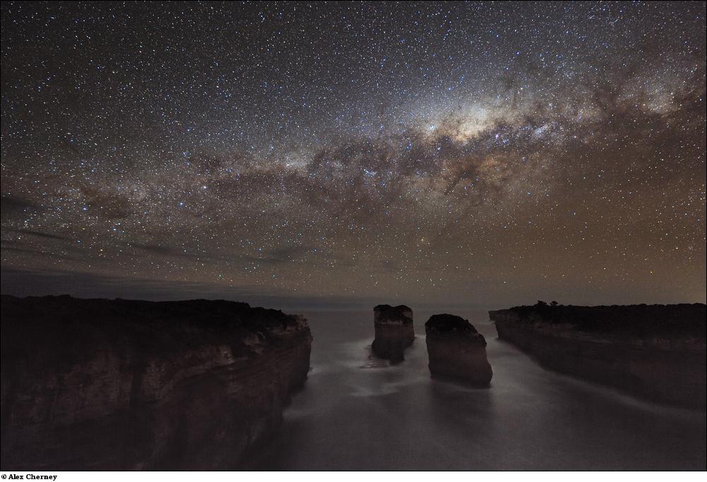 30 Лучшие космические фотографии месяца – август 2010