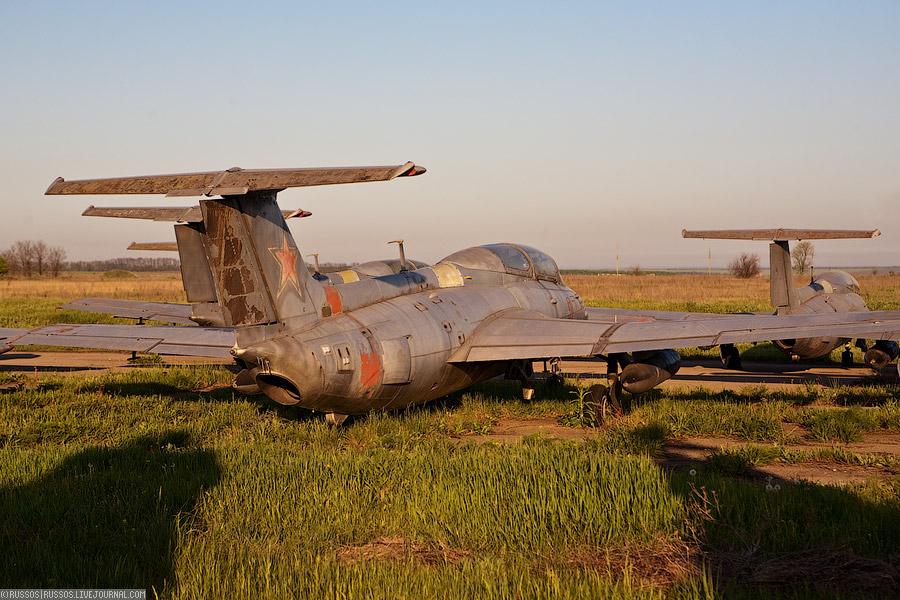 321 Заброшенный аэродром