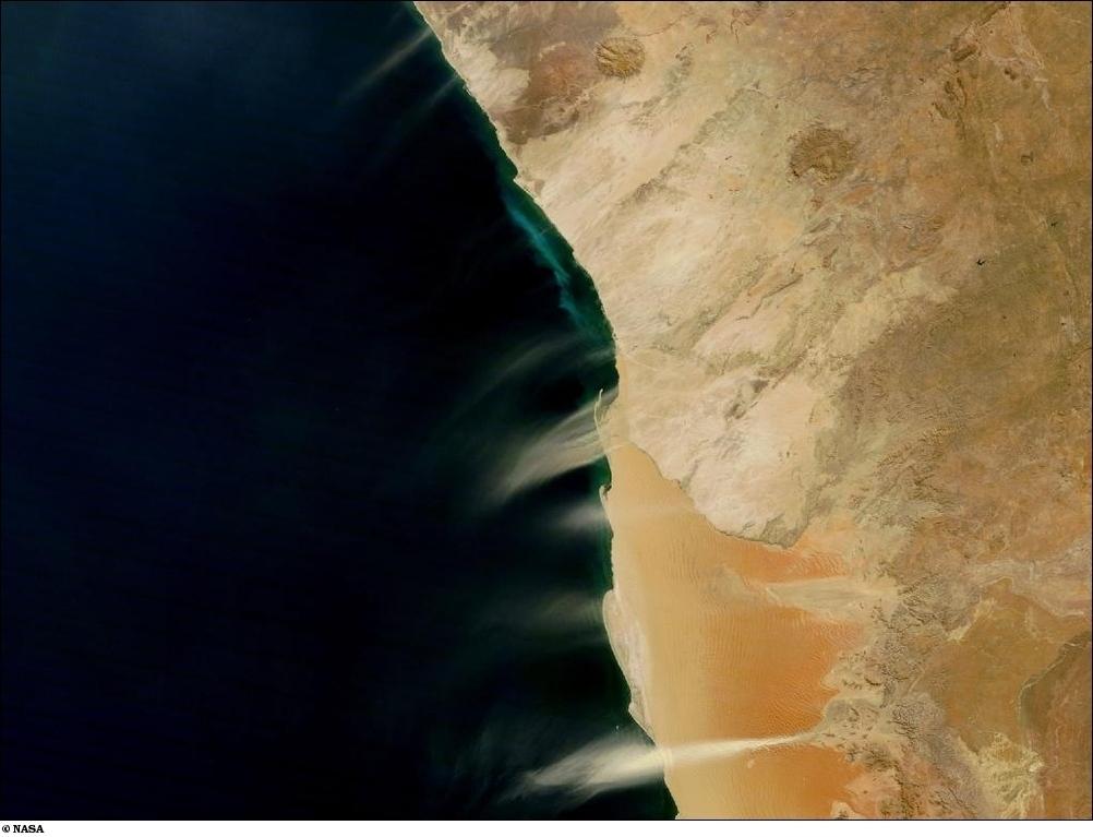 33 Лучшие космические фотографии месяца – август 2010