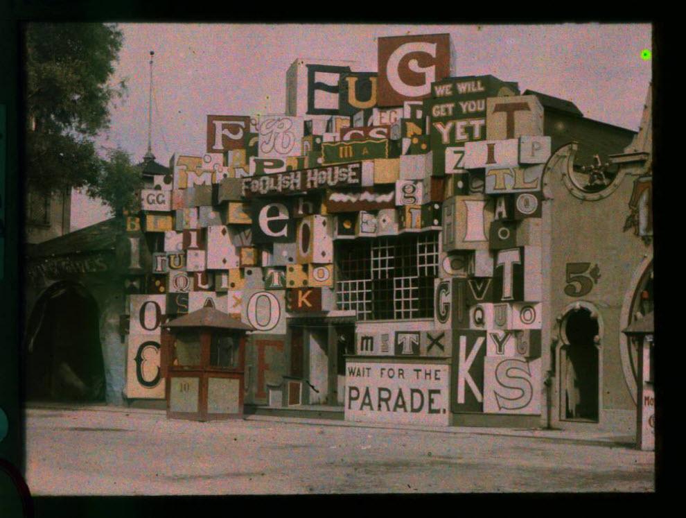 332 Автохром Люмьер   цветные фотографии начала XX века