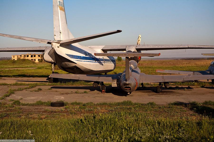 361 Заброшенный аэродром