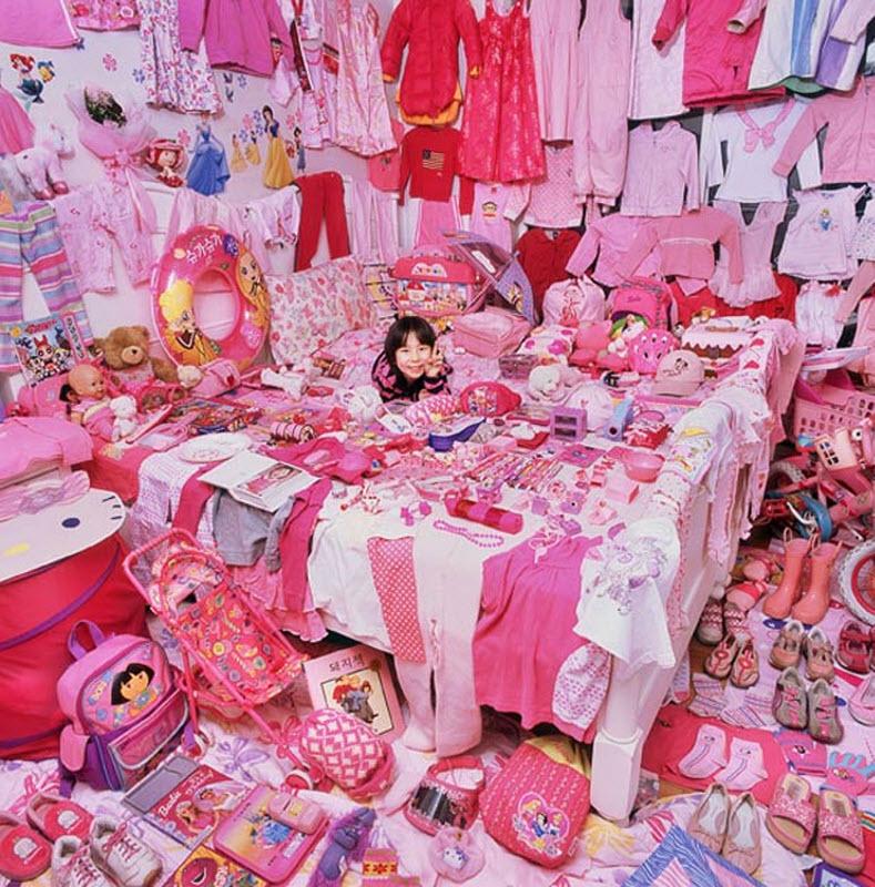 398 Розовый против голубого   девочки против мальчиков