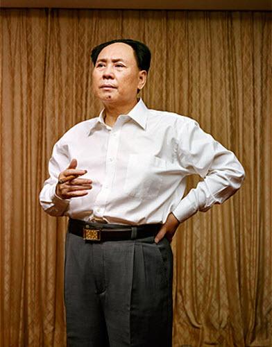 41 Двойники Мао Цзэдуна