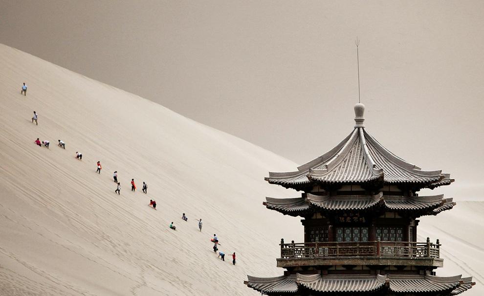 Cцены из Китая