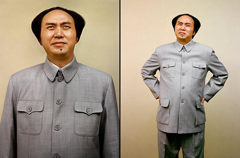 51 Двойники Мао Цзэдуна