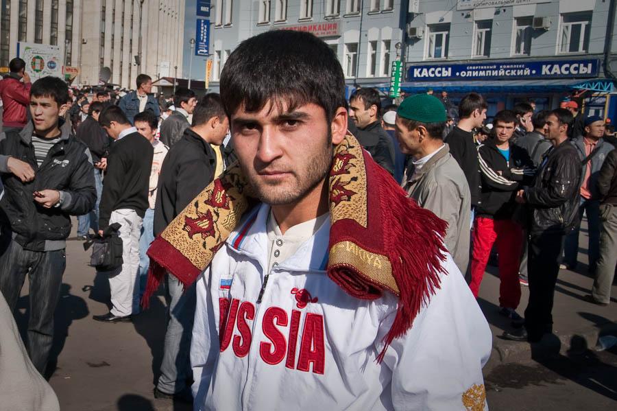 5110 Ураза байрам в Москве