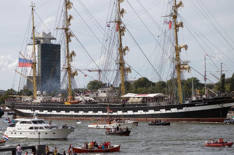 Amsterdam Sail 2010