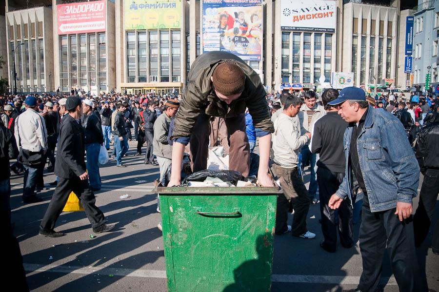 542 Ураза байрам в Москве