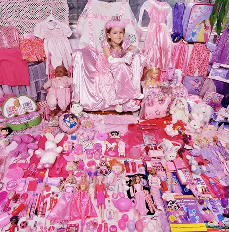 550 Розовый против голубого   девочки против мальчиков