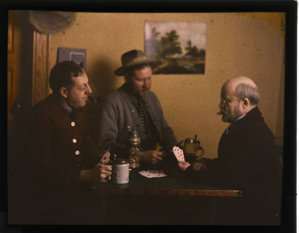 82 Автохром Люмьер   цветные фотографии начала XX века