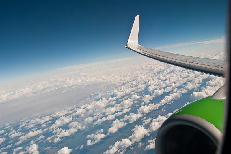 Полет Улан-Удэ — Москва