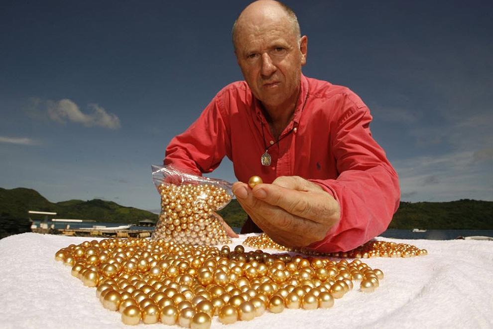 golden pearls01 Золотой жемчуг
