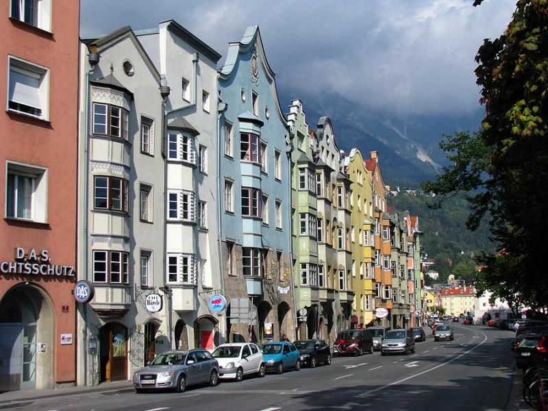 image13 800x600 Инсбрук   самый красивый город в Европе