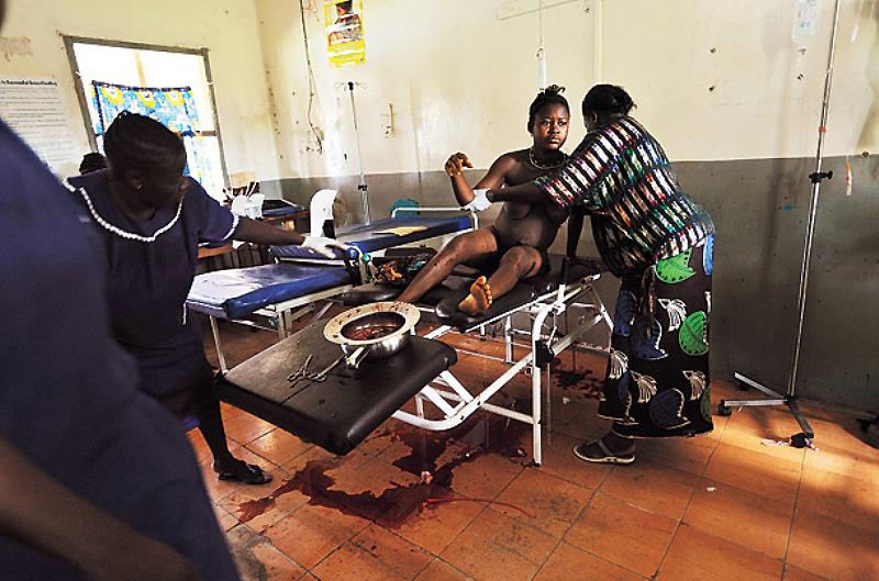 Cara kematian ibu 03 perempuan dari kehamilan sampai mati