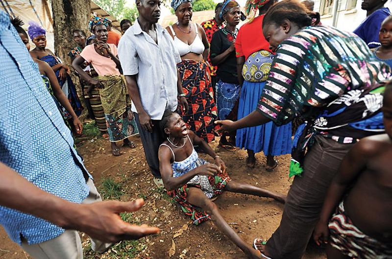 Jalan kematian ibu 09 perempuan dari kehamilan sampai mati