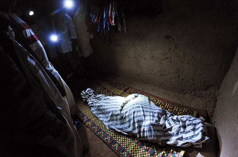 Cara kematian ibu 11 perempuan dari kehamilan sampai mati