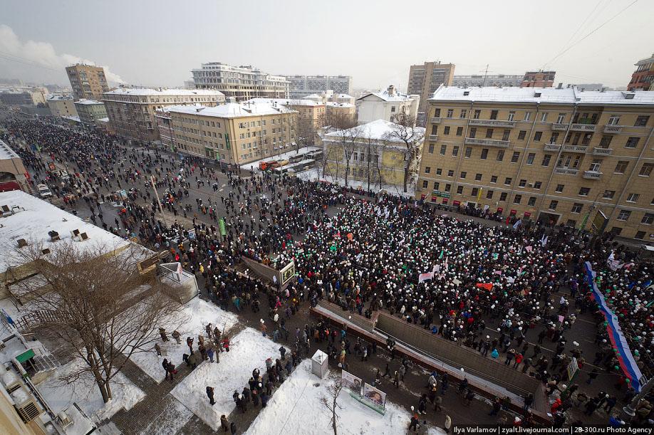 vybory05 Шествие За честные выборы