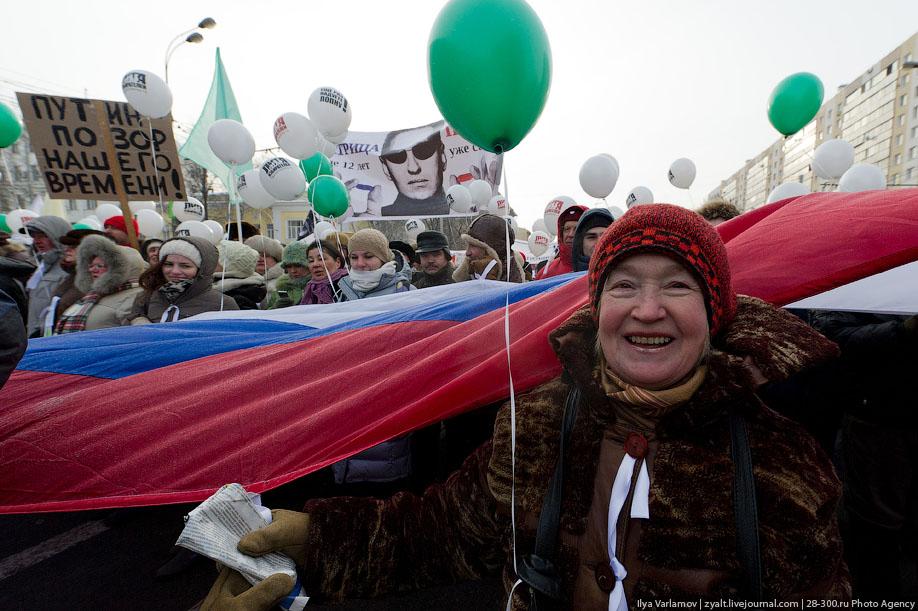 vybory10 Шествие За честные выборы